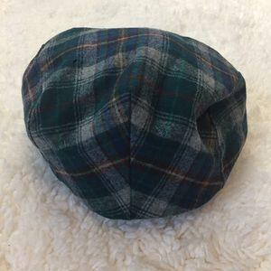 6f37bf11137 Pendleton Accessories - Pendleton men s wool plaid ivy cap
